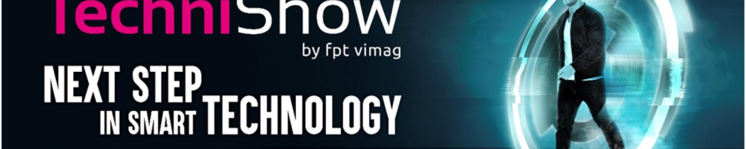 PRODUTEC BV op de Techni Show 2022 15 t/m 18 Maart